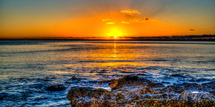 Haleiwa Sunset Too - by Floyd Manzano